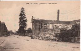 LE CHESNE-RUE DE VOUZIERS - Le Chesne