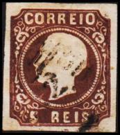 1862. Luis I. 5 REIS.   (Michel: 12) - JF193213 - 1853 : D.Maria