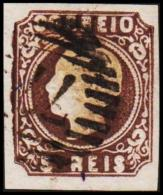 1862. Luis I. 5 REIS. 77.  (Michel: 12) - JF193208 - 1853 : D.Maria