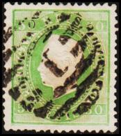1871. Luis I. 50 REIS Perforated 12½.  (Michel: 39xB) - JF193351 - 1853 : D.Maria