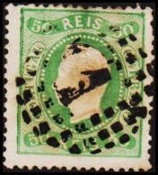 1868. Luis I. 50 REIS. 1. (Michel: 29) - JF193289 - 1853 : D.Maria