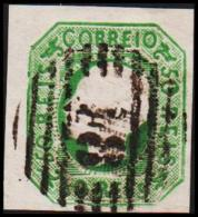 1862. Luis I. 50 REIS.   (Michel: 15) - JF193221 - 1853 : D.Maria
