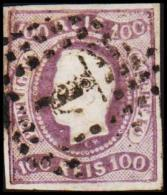 1867. Luis I. 100 REIS.  (Michel: 23) - JF193242 - 1853 : D.Maria