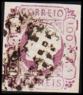 1862. Luis I. 100 REIS.   (Michel: 16) - JF193230 - 1853 : D.Maria
