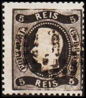1867. Luis I. 5 REIS.  (Michel: 25) - JF193301 - 1853 : D.Maria
