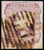 1862. Luis I. 100 REIS.   (Michel: 16) - JF193234 - 1853 : D.Maria