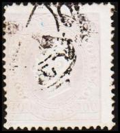 1871. Luis I. 100 REIS Perforated 12½.  (Michel: 41yB) - JF193367 - 1853 : D.Maria