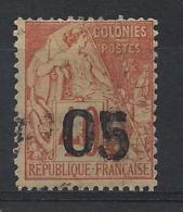 MADAGASCAR - YVERT N° 4 SANS GOMME  SIGNE SCHELLER - COTE = 320 EUR. - Madagascar (1889-1960)