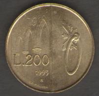 SAN MARINO 200 LIRE 1993 - San Marino