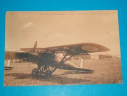 36 ) Aviation : Chateauroux - Camp De La Martinerie : Avion De Chasse Nieuport 62  EDIT : - Chateauroux