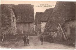 63 L'Auvergne . Les Vieilles Chaumières  Neuve TTB - Agricoltura