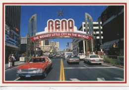 Reno The Biggest Little City In The World  (n°101 Travel Series Neuve) - Reno