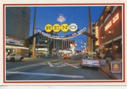 Reno The Biggest Little City In The World  (n°73 Travel Series Neuve) - Reno