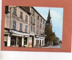 SAINT PIERRE DE BOEUF             RUE PRINCIPALE   EGLISE - Other Municipalities