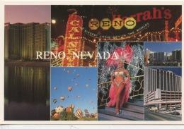 Reno Névada Multivues Pin Up Girl Montgolfières (n°100 Travel Series) - Reno
