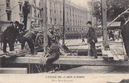 Orage - Climat - Catastrophe - Paris 15 Juin 1914 - Place Saint Augustin - Catastrophes