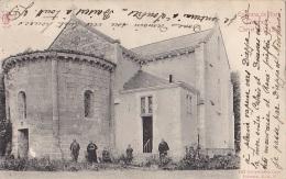 Chauray 79 -  Chevet De L'Eglise - Chauray
