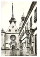 Cp, Allemagne, Koblenz Am Rhein, Jesuitenkirche Erbaut Mit Stadthaus - Koblenz