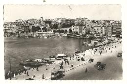 Cp, 13, Marseille, Quai  Des Belges, Et Le Vieux Marseille, écrite 1949 - Old Port, Saint Victor, Le Panier