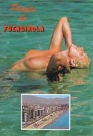 SPAGNA - SPAIN - Costa Del Sol - Fuengirola - Pin Up - Naked - Vari