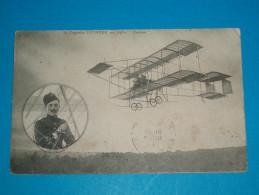 16 ) Aviation : Meeting De Charente 1914 - Le Capitaine LETHEUX Sur Farman - Avion EDIT : - Angouleme