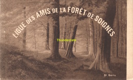 CARNET DE 9 CPA LIGUE DES AMIS DE LA FORET DE SOIGNES - Auderghem - Oudergem