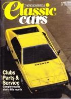 CLASSIC CARS - JUNE 1985 - STREAMLINER - Trasporti