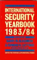 International Security Yearbook 1983/84 By Blechman, Barry M And Luttwak, Edward N (eds) ISBN 9780333369302 - Books, Magazines, Comics
