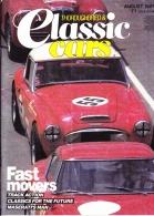 CLASSIC CARS - AUGUST 1985 - PACKARD V12 - Trasporti