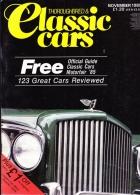 CLASSIC CARS - NOVEMBER 1985 - LOTUS MARK IV - Trasporti