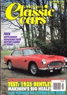 CLASSIC CARS - NOVEMBER 1992 - BENTLEY 1935 - Trasporti