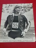 Photo Marie-Christine Debourse - Athlétisme - Personnes Identifiées
