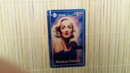 Marene Dietrich  Only 2000 Made  New2 Scans Rare - Sprint