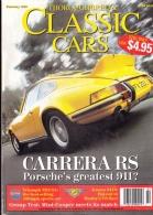 CLASSIC CARS - FEBRUARY 1995 - PORSCHE 911 CARRERA RS - Trasporti