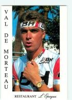 Joël PELIER, Vainqueur Etape Tour 1989 Val De Morteau . 2 Scans. Cyclisme. BH - Cyclisme