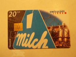 Swisscom SUISSE Tasxcard Télécarte Carte Téléphone (TEL 3 ) - Suisse