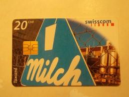 Swisscom SUISSE Tasxcard Télécarte Carte Téléphone (TEL 7 ) - Suisse