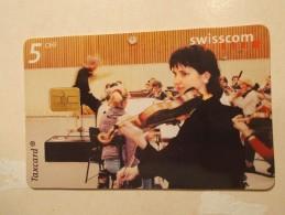 Swisscom SUISSE Tasxcard Télécarte Carte Téléphone (TEL 16 ) - Suisse