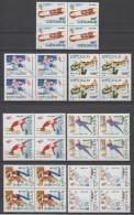 VIETNAM 1991  OLYMPIC  ALBERTVILLE 92    YVERT N° 1237/43 **MNH    VF   Réf  E150