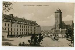 LL , 59 , GRAVELINES , La Caserne - Esplanade , Vierge - Gravelines