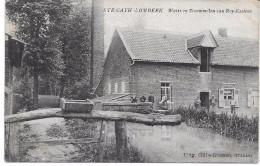 SINT-KATHERINA (1742) Ste-Cath - Lombeek  Water En Stoommolen Van Roy - Kestens - Ternat