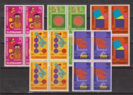 Suriname 586-590 MNH Sheets ; Kinderzegels Children Stamps Timbres D´enfants Sellos Ninos 1972 NOW SPECIAL SURINAME SALE - Suriname ... - 1975