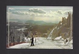 SPORTS - SKI - MONT ORFORD STATION INTERNATIONALE DE SKI - PAR CARTORAMA - Sports D'hiver