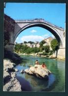 BOSNIA AND HERZOGOVINA  -  Mostar  Unused Postcard - Bosnia And Herzegovina