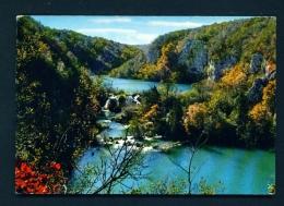 BOSNIA AND HERZOGOVINA  -  Milka Trnina Waterfall  Unused Postcard - Bosnia And Herzegovina