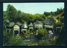 BOSNIA AND HERZOGOVINA  -  Jajce  Watermills On The Pliva River  Unused Postcard - Bosnia And Herzegovina