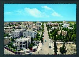 JORDAN  -  Amman  Residential Quarter  Unused Postcard - Jordan