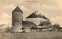 52  PRESSIGNY       Le Château - Andere Gemeenten