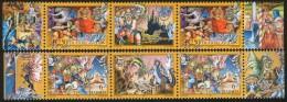 Yugoslavia, 1997, EUROPA, Stamp-vignette-stamp, MNH (**) - 1992-2003 Federal Republic Of Yugoslavia