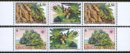 Yugoslavia, 1997, European Nature Protection, Stamp-vignette-stamp, MNH (**) - 1992-2003 Federal Republic Of Yugoslavia